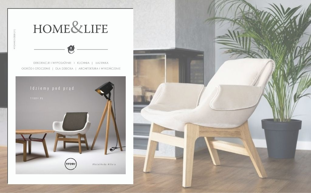 Nowy numer katalogu Home&Life!