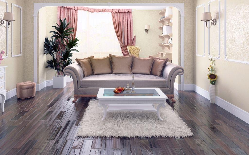 Jak dobrać listwy do podłogi i sufitu?