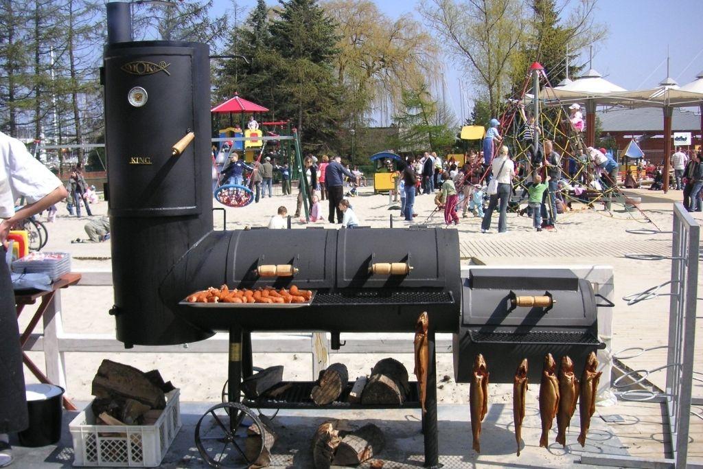 Smoker - grill