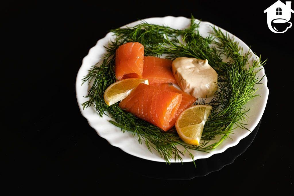 sos pieprzowy ostry z łososiem