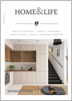 okładka Home and Life do reklam